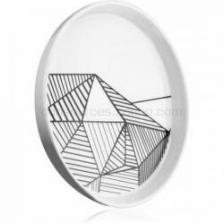 54 Celsius Accessories Porcelain Plate svietnik na vonnú sviečku 20 cm