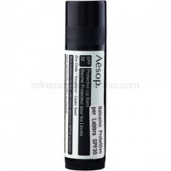 Aēsop Skin ochranný balzam na pery SPF 30 5,5 g