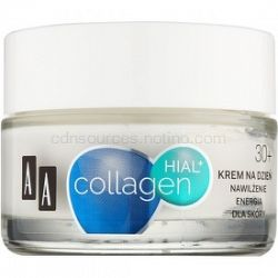 AA Cosmetics Collagen HIAL+ hydratačný denný krém 30+ 50 ml