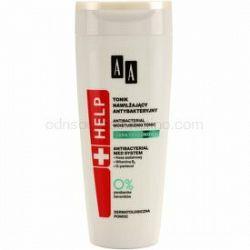 AA Cosmetics Help Acne Skin hydratačné tonikum pre problematickú pleť 200 ml