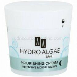 AA Cosmetics Hydro Algae Blue hydratačný a vyživujúci krém 50 ml