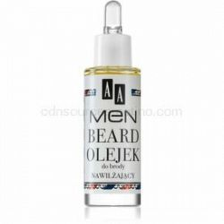 AA Cosmetics Men Beard olej na bradu 30 ml