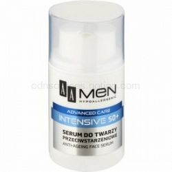 AA Cosmetics Men Intensive 50+ sérum proti starnutiu pleti 50 ml