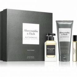 Abercrombie & Fitch Authentic darčeková sada I. pre mužov