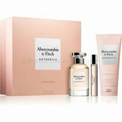 Abercrombie & Fitch Authentic darčeková sada I. pre ženy