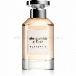 Abercrombie & Fitch Authentic parfumovaná voda pre ženy 100 ml