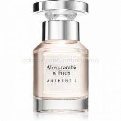 Abercrombie & Fitch Authentic parfumovaná voda pre ženy 30 ml
