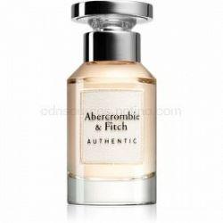 Abercrombie & Fitch Authentic parfumovaná voda pre ženy 50 ml