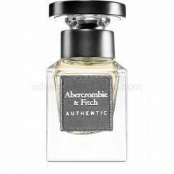 Abercrombie & Fitch Authentic toaletná voda pre mužov 30 ml