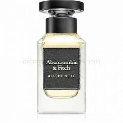 Abercrombie & Fitch Authentic toaletná voda pre mužov 50 ml