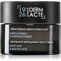 Academie Derm Acte Intense Age Recovery nočný protivráskový krém s peelingovým efektom 50 ml