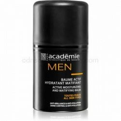 Academie Men aktívny hydratačný balzam s matným efektom 50 ml