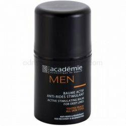 Academie Men aktívny pleťový balzam proti vráskam 50 ml