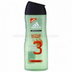 Adidas 3 Active Start (New) sprchový gél pre mužov 400 ml