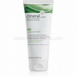 Ahava Clineral PSO intenzívna hydratačná maska pre podráždenú pokožku hlavy 200 ml