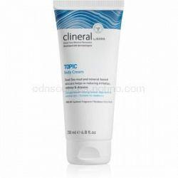 Ahava Clineral TOPIC upokojujúci telový krém pre atopickú pokožku 200 ml