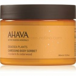Ahava Dead Sea Plants jemný telový sorbet 350 ml