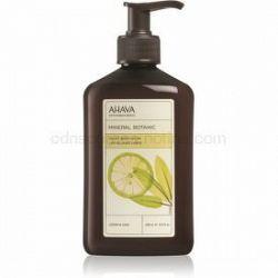 Ahava Mineral Botanic Lemon & Sage jemné telové mlieko citrón + šalvia 400 ml