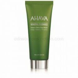 Ahava Mineral Radiance detoxikačná bahenná maska na tvár 100 ml