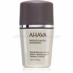 Ahava Time To Energize Men minerálny dezodorant roll-on pre mužov 50 ml