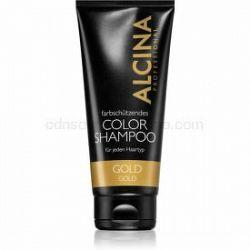 Alcina Color Gold šampón pre teplé odtiene blond 200 ml