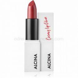 Alcina Decorative Creamy Lip Colour krémový rúž odtieň Guava