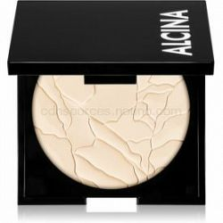 Alcina Decorative Matt Sensation kompaktný púder a make-up v jednom odtieň Light  9 g