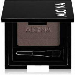 Alcina Decorative Perfect Eyebrow púdrový tieň na obočie odtieň 020 Greybrown