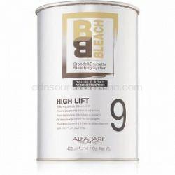 Alfaparf Milano B&B Bleach High Lift 9 púder pre extra zosvetlenie 400 g