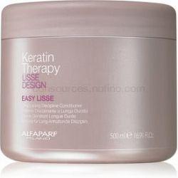 Alfaparf Milano Lisse Design Keratin Therapy uhladzujúci kondicionér pre narovnanie vlasov 500 ml