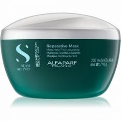 Alfaparf Milano Semi di Lino Reconstruction Reparative maska na vlasy pre poškodené vlasy 200 ml