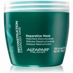 Alfaparf Milano Semi di Lino Reconstruction Reparative maska na vlasy pre poškodené vlasy 500 ml