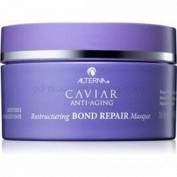 Alterna Caviar Anti-Aging Restructuring Bond Repair hĺbkovo hydratačná maska pre poškodené vlasy 161 g