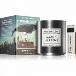 Ambientair Mise-en-Scéne Magic Happens vonná sviečka 300 g