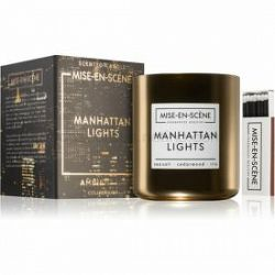 Ambientair Mise-en-Scéne Manhattan Lights vonná sviečka 300 g