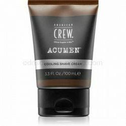 American Crew Acumen chladivý hydratačný krém na holenie pre mužov 100 ml
