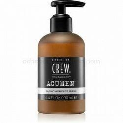 American Crew Acumen čistiaca pena  na tvár 190 ml