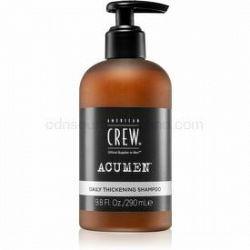 American Crew Acumen denný šampón pre jemné alebo rednúce vlasy 290 ml