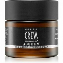 American Crew Acumen energizujúci hydratačný krém pre mužov 60 ml