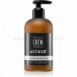 American Crew Acumen osviežujúci sprchový gél pre mužov 290 ml