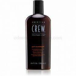 American Crew Hair & Body Anti-Dandruff šampón proti lupinám na reguláciu kožného mazu 250 ml