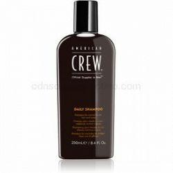 American Crew Hair & Body Daily Shampoo šampón pre normálne až mastné vlasy 250 ml