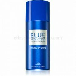 Antonio Banderas Blue Seduction dezodorant v spreji pre mužov 150 ml