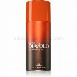 Antonio Banderas Diavolo dezodorant v spreji pre mužov 150 ml