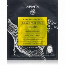 Apivita Express Beauty Mastic liftingová plátenná maska 15 ml