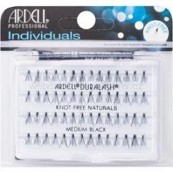 Ardell Individuals trsové nalepovacie mihalnice bez uzlíka Medium Black