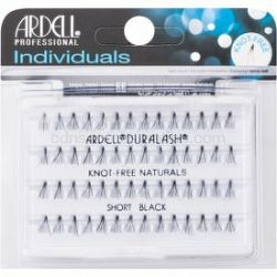 Ardell Individuals trsové nalepovacie mihalnice bez uzlíka Short Black