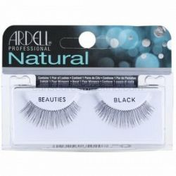 Ardell Natural nalepovacie mihalnice odtieň Beauties Black