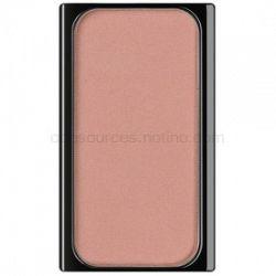 Artdeco Blusher púdrová tvárenka v praktickom magnetickom puzdre odtieň 330.39 Orange Rosewood Blush 5 g