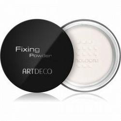 Artdeco Fixing Powder transparentný púder s aplikátorom 10 g